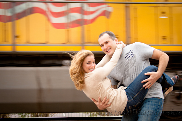 Andrew + Richelle: Gilbert Engagement Photographer