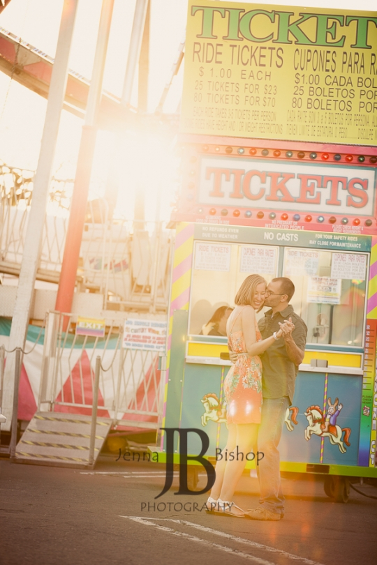 Aubree + Derek: Engaged! - Gilbert Engagement Photographer