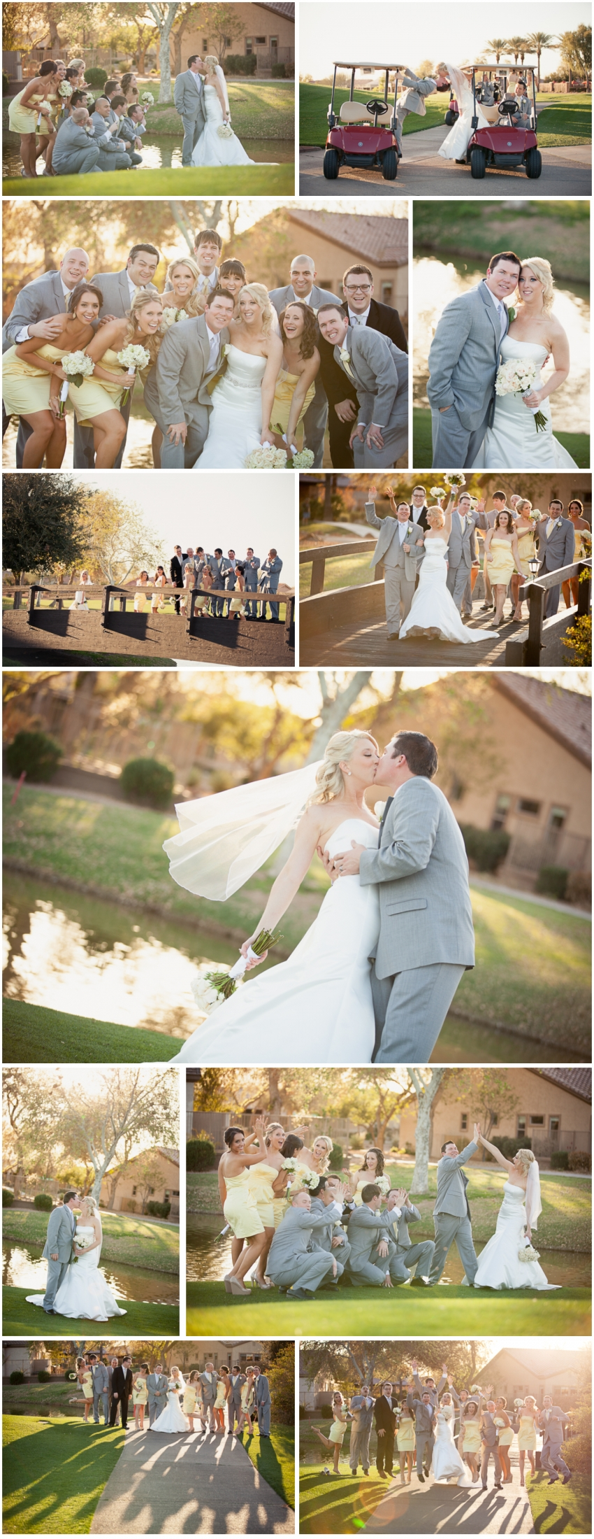 Jeremy and Brittany Wedding Photos - Gilbert Wedding Photographers