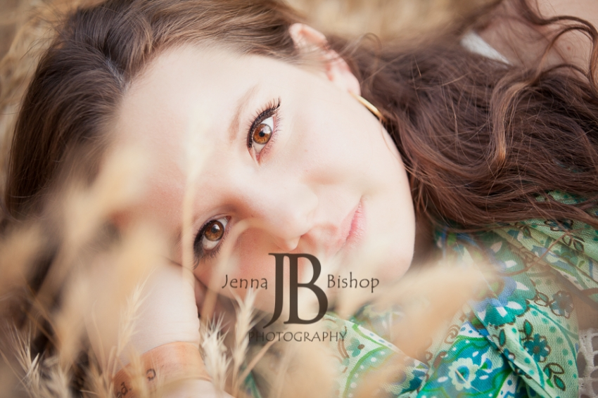 Maddie: Red Mountain Senior - Mesa Senior Photographer