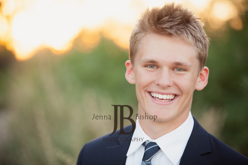 Marty: Highland High School Senior - Gilbert Senior Photographer