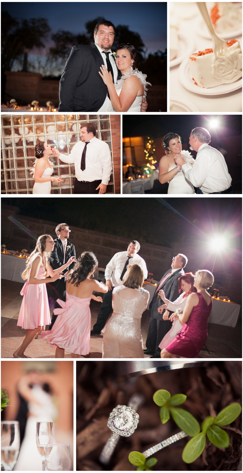 Brian + Nicole Wedding Photos - Tempe Wedding Photographer