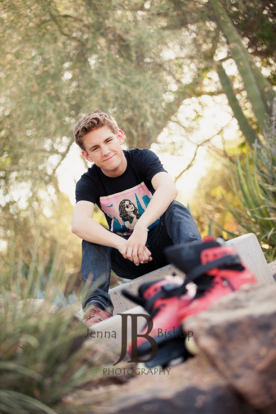 Kyle: Apache Junction High School Senior - Gilbert Senior Photographer