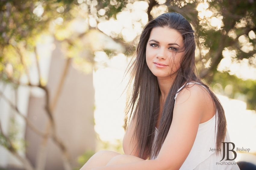 Autumn: Gilbert High School Senior - Gilbert Senior Photographer
