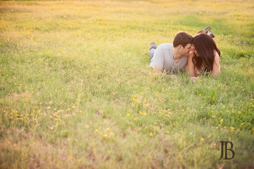 Dustin + Hallie Engaged: Gilbert Engagement Photographer