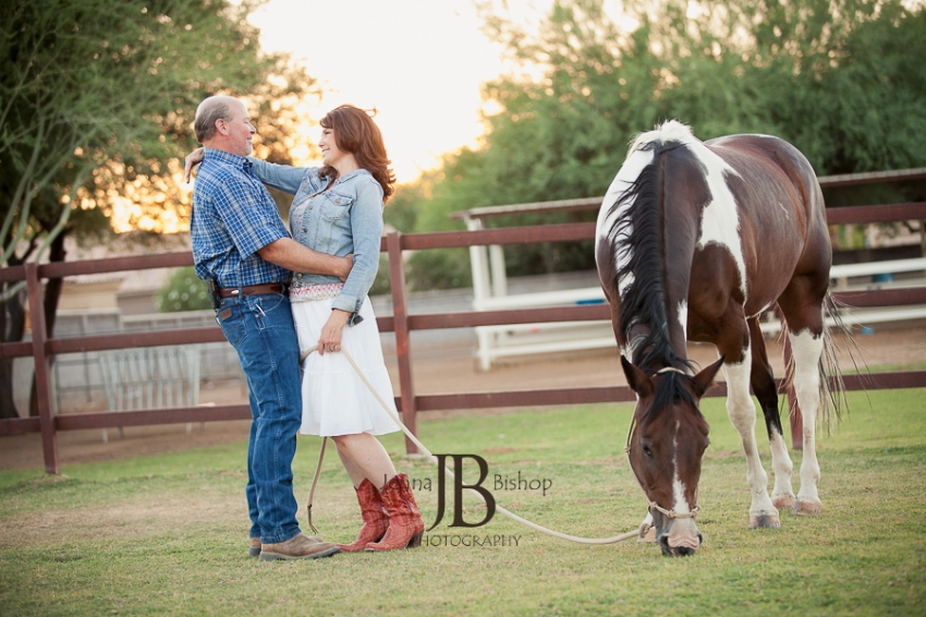 Brown Family: Scottsdale Family Photographer