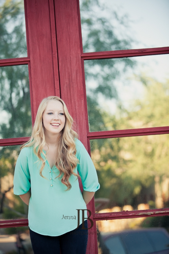 Phoenix Senior Photographer