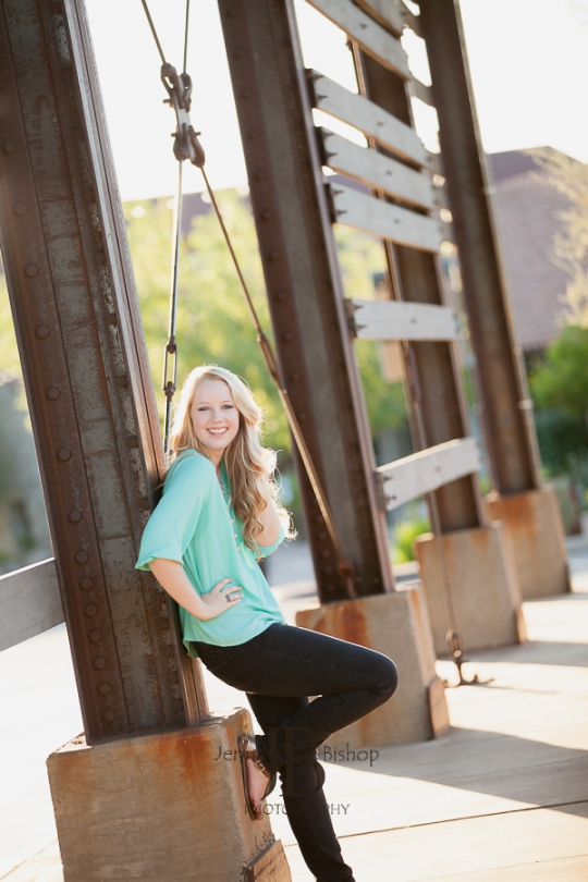 Chandler Senior Photographer