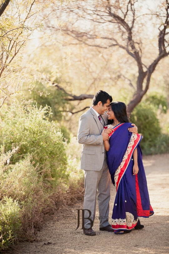 Indian Engagement Photographers