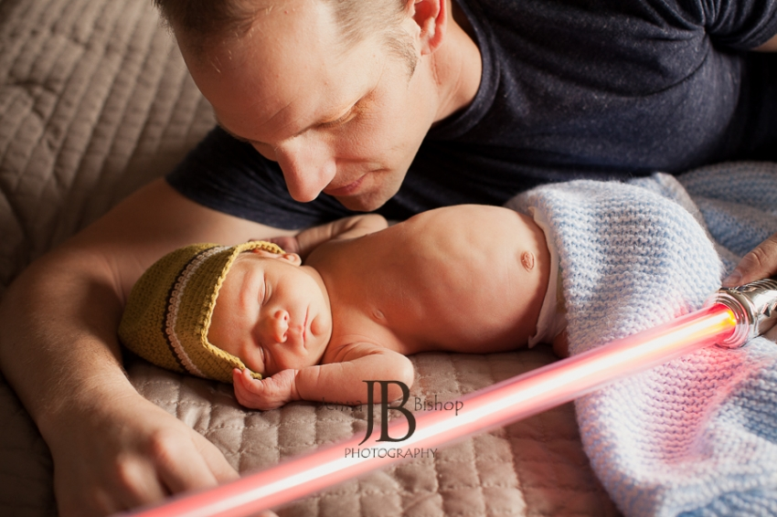Fun Newborn Photos