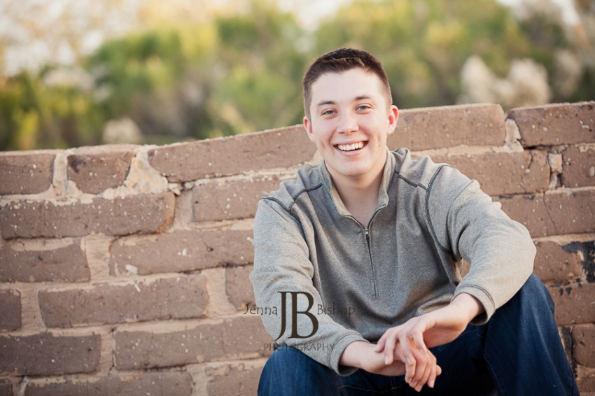 Casual Senior Photos Gilbert Arizona