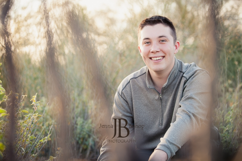 Gilbert Senior Photographers