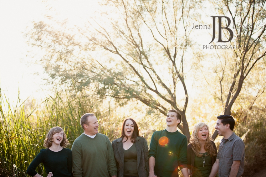 Phoenix Arizona: Fun Family Photos