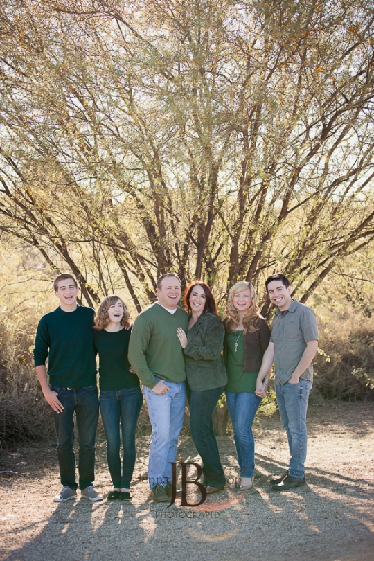 Gilbert Family Photographer