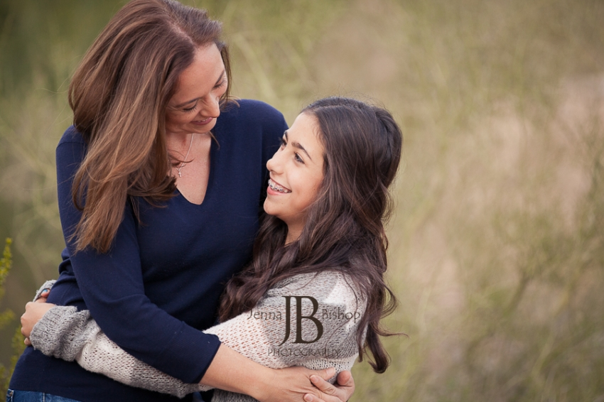 Mother and Daughter - Scottsdale Family Photographer