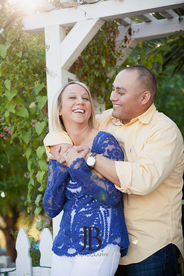engagement photographers in queen creek