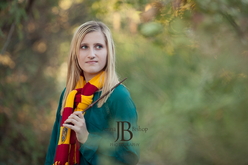 harry potter inspired photography
