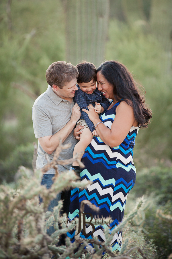 mesa family maternity photographers