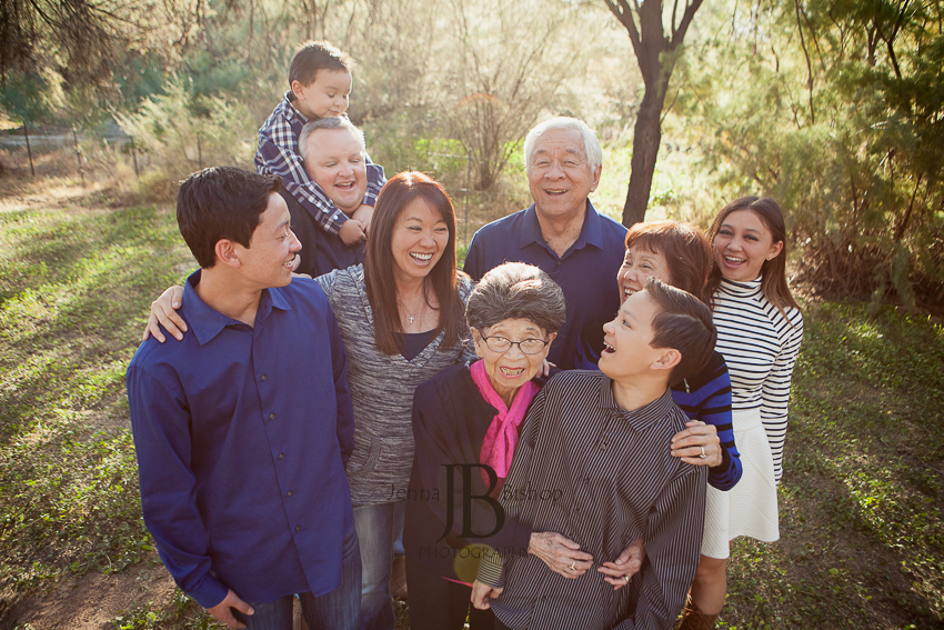 family photographer in chandler