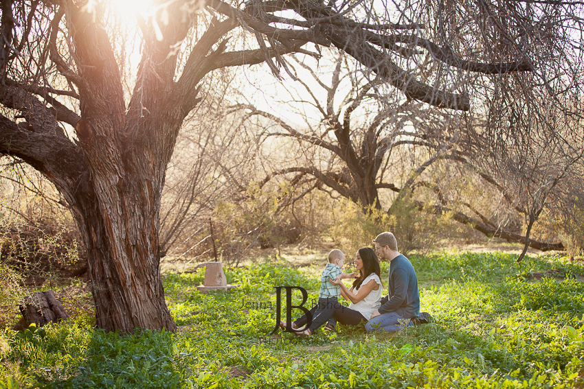 family photographers in paradise valley