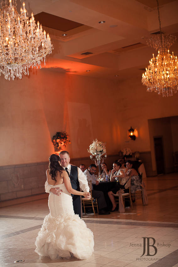 first dance scottsdale wedding photographers