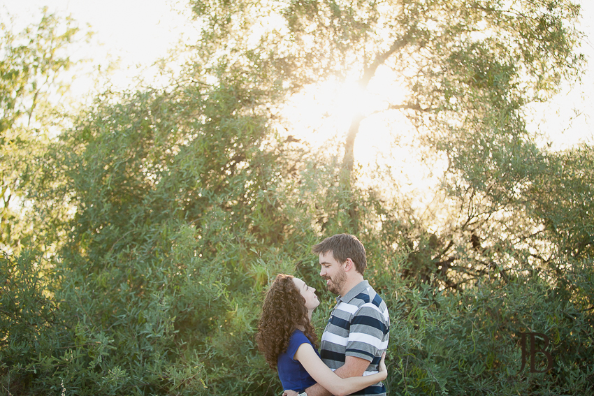 engagement photographers in paradise valley