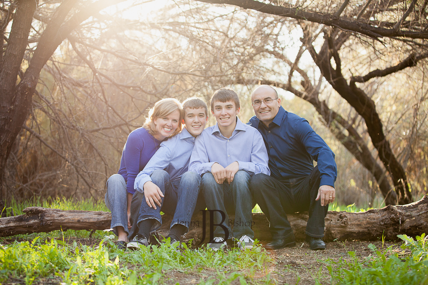 gilbert family photographres