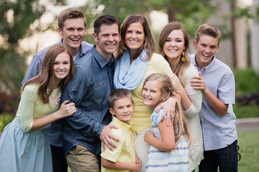 gilbert family professional photographers