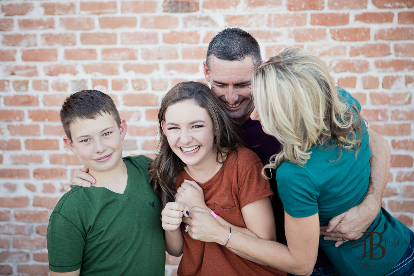 fun family photos in gilbert