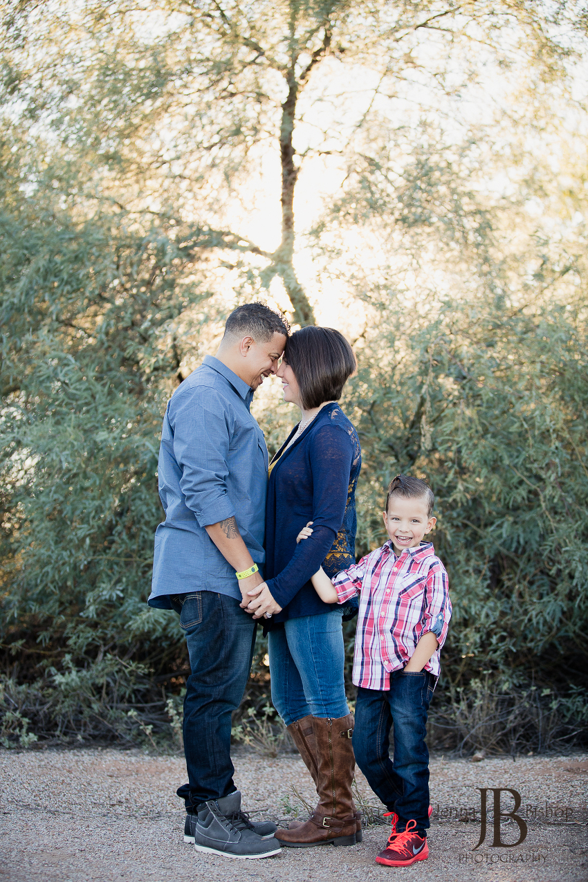 Family photography in Gilbert