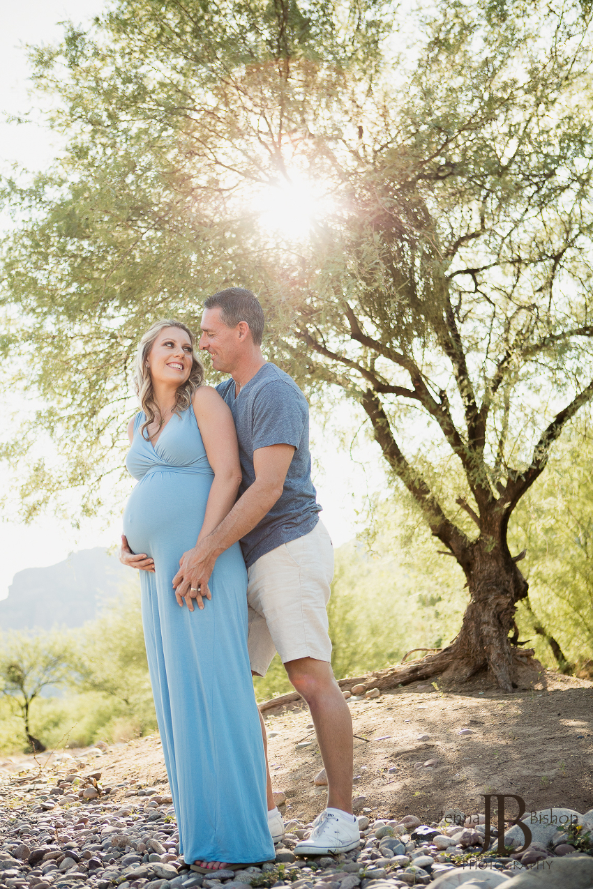 chandler maternity photos