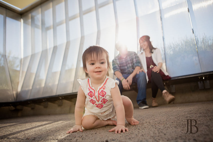 one year old photos in gilbert