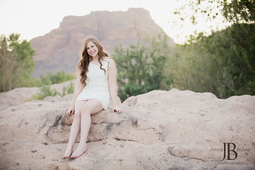 scottsdale senior photography