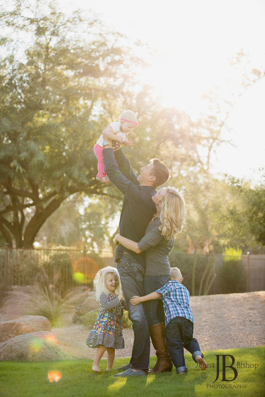 queen creek family photographs