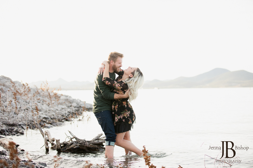 tempe engagement photos