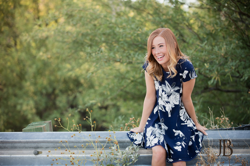 queen creek senior photos