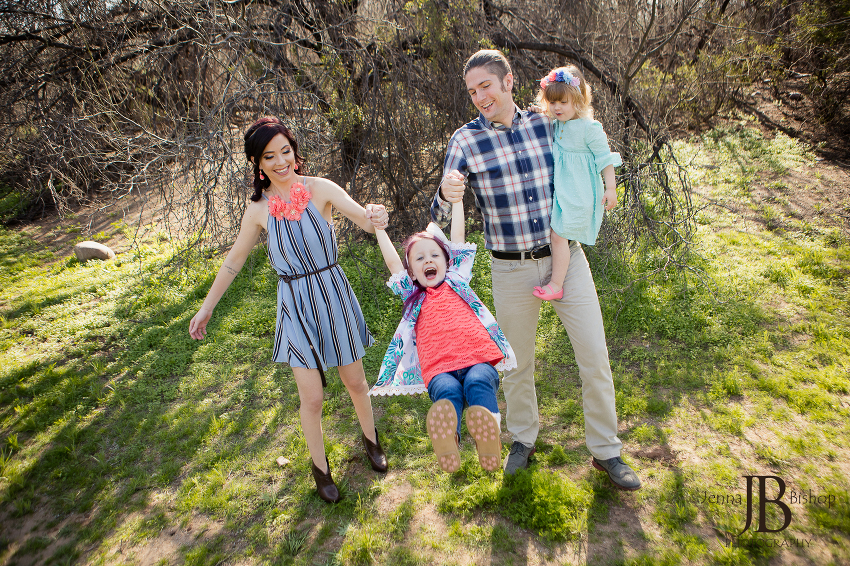 queen creek family photos