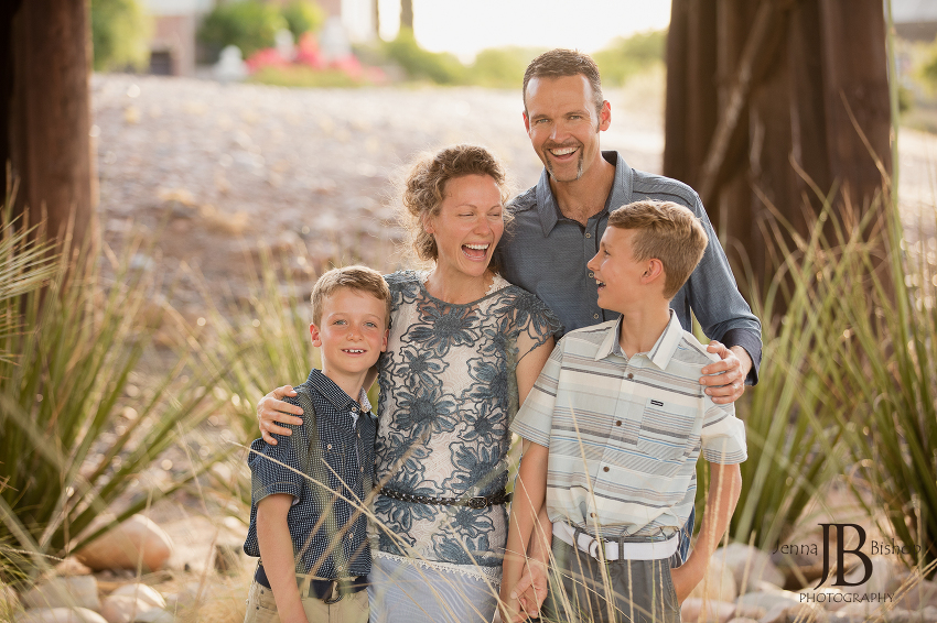 family photography in chandler