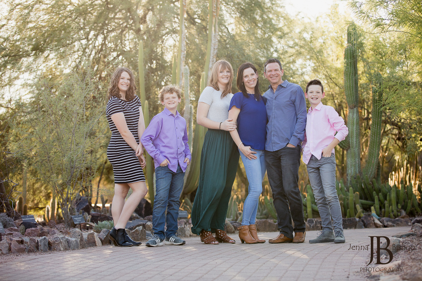 gilbert family photography